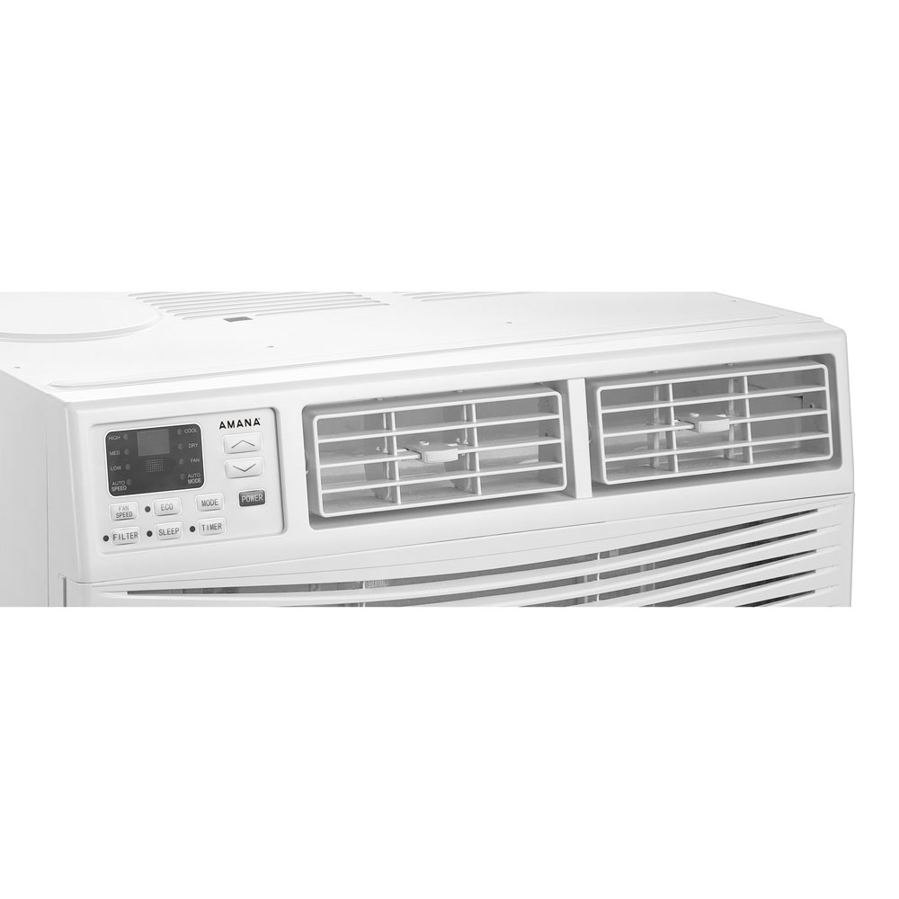 Energy Star 6000 Btu 115v Window Mounted Air Conditioner With Amana Unit Wiring Diagram Remote Control Amap061bw