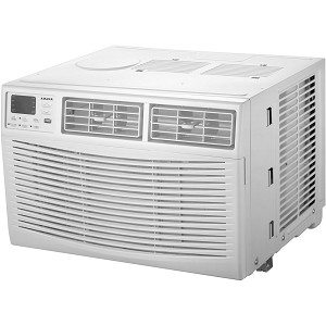 Energy Star® 6,000 BTU 115V Window-Mounted Air Conditioner with Remote Control - AMAP061BW